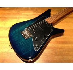 MUSIC MAN PDN 2014 LTD ED ALBERT LEE STD SSS + CASE
