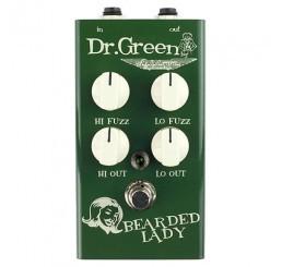 ASHDOWN DR GREEN BEARDED LADY BASS FUZZ