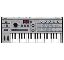 KORG MICROKORG PT PLATINUM LIMITED 15TH ANNIVERSARAY EDITION