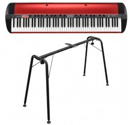 KORG SV-1 88 LIMITED EDITION METALLIC RED + SV1 STAND