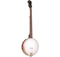 GOLD TONE CC-50 CRIPPLE CREEK BANJO + GIGBAG