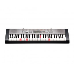 CASIO LK-130 KEY LIGHTNING KEYBOARD INCL VOEDING