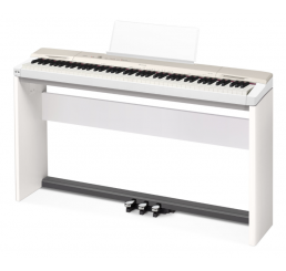 CASIO PRIVIA PX-160 WE  + CS-67 ONDERSTEL + SP-33 PEDALEN