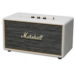 MARSHALL LIFESTYLE STANMORE CREAM PORTABLE SPEAKER