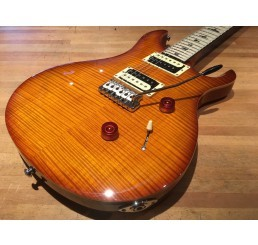 PRS 2017 LTD ED SE CUSTOM 24 MAPLE FB FRETBOARD VS  + GIGBAG
