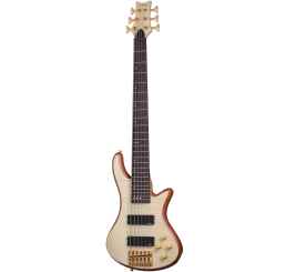 SCHECTER STILETTO CUSTOM 6 NAT