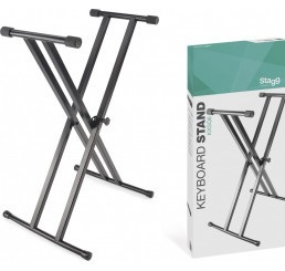 STAGG KXSQ6 KEYBOARD STAND