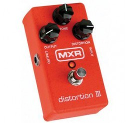 MXR M115 DISTORTION 3