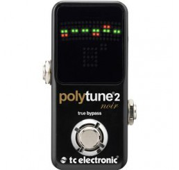 TC ELECTRONIC POLYTUNE MINI BLACK
