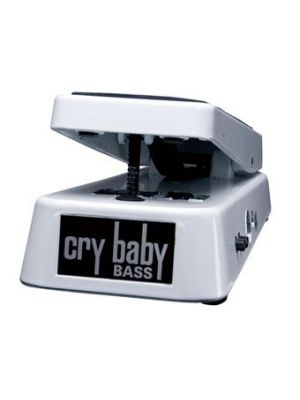 DUNLOP 105Q CRYBABY BASS WAH WHITE