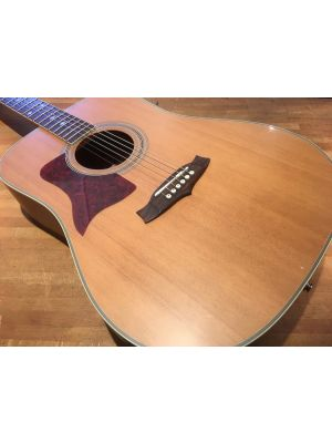 TANGLEWOOD TW15NS LH + FISHMAN SONITONE PICKUP