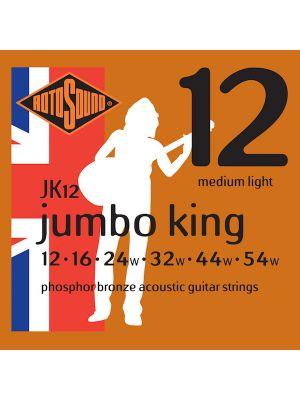 ROTOSOUND JUMBO KING JK12 12-54