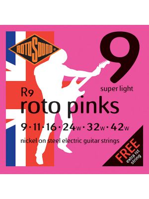 ROTOSOUND ROTO PINKS R9 9-42